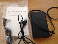 New dell power companion pw7015M