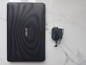 17 inch asus laptop + laptop backpack + mouse