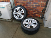 FG XR6 Original Tyres! Canberra City North Canberra Preview