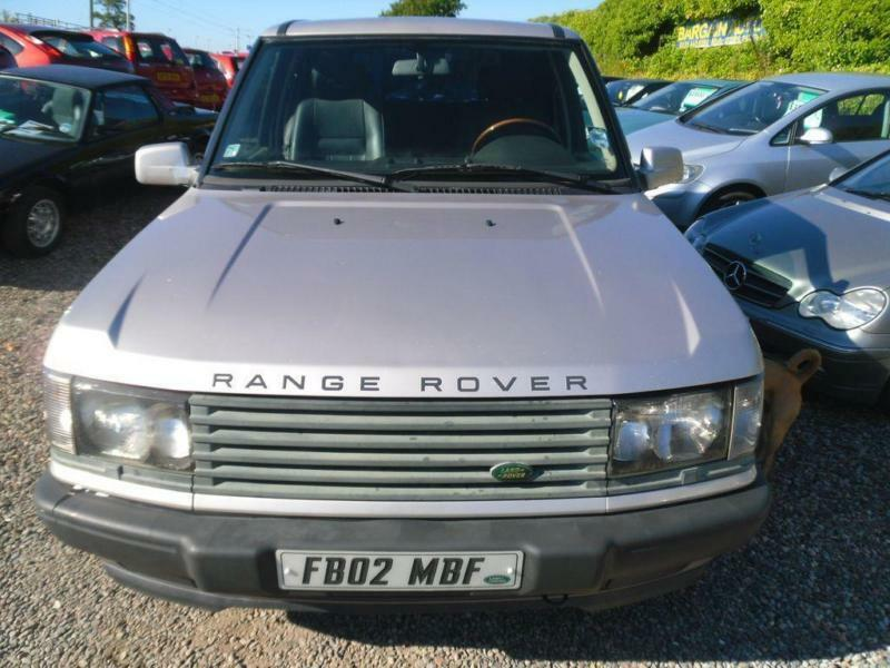 2002 land rover range rover p38 diesel manual left hand drive in saughton edinburgh gumtree. Black Bedroom Furniture Sets. Home Design Ideas