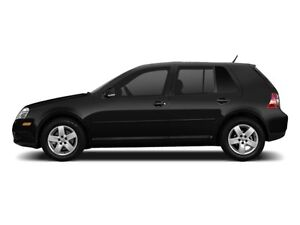 2009 Volkswagen City Golf AUTO ONLY $9790  GREAT FIRST TIME DRIV