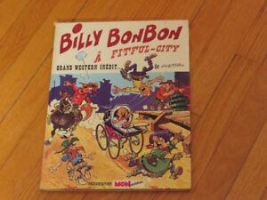 BD  BILLY BONBON / CÉZARD  VINTAGE 1973