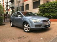 Ford Focus 1.6 2006 Titanium, LEATHER - 12 MONTH MOT - 1 PREV. OWNER - 75K MILES