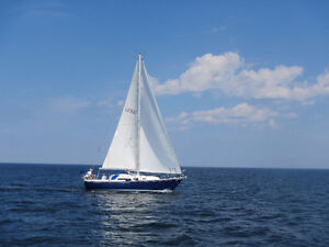 Sailboat for Sale - C&C 30 MK I