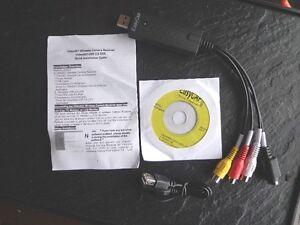 CONVERTISSEUR  VHS À DVD + AUTRE