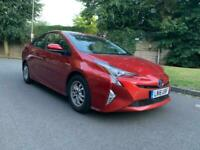 TOYOTA PRIUS UK MODEL LEATHER UBER PCO READY ONE OWNER FSH HPI CLEAR HPI CLEAR