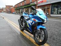 Suzuki GSX-R125 Moto GP Ex Demo on 3% finance