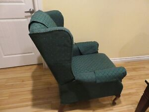 Lazyboy wingback recliner