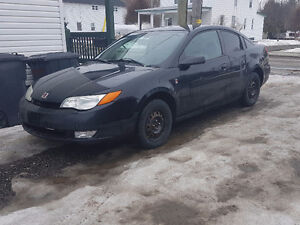 2004 Saturn ION Quad coupe Coupe (2 door)