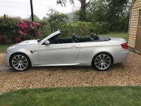BMW M3 Cabriolet 4.0 ( 420bhp ) DCT 2010.5MY M3