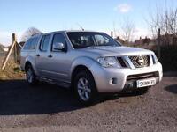 Nissan Navara dCi Acenta 4x4 Dcb Price is plus vat DIESEL MANUAL 2010/10