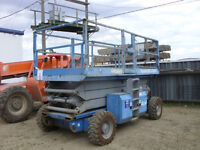 BAILIFF  SEIZURE AUCTION 2003 GENIE GS-3384 SCISSOR LIFT