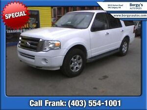 2010 Ford Expedition XLT 4dr 4x4
