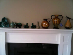 Blue Mountain Pottery Grouping