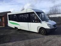 Mercedes-Benz SPRINTER 9 seater wheel chair access 2009 91,000 miles