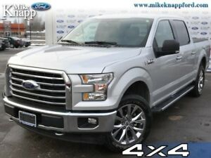 2017 Ford F-150 XLT  Heated Seats, Nav, Step up