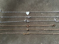 New anklets in packages  See Pics