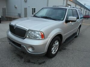2003 Lincoln Navigator Auto 7 Passenger Fully Loaded