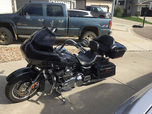 09 Road Glide with engine upgade