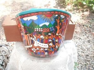 cute mexican pottery