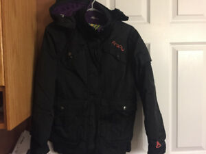 Firefly winter jacket