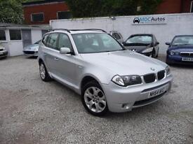 BMW X3 3.0i Auto M-Sport, 12M MOT, AUTOMATIC, EW CD RCL AC 2x KEYS