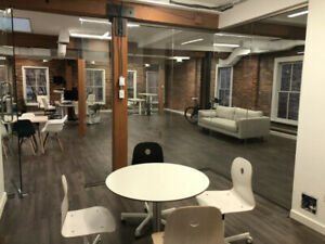 Downtown office space available