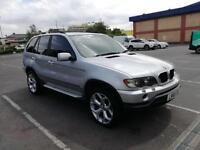 2001 BMW X5 2.9 d 5dr