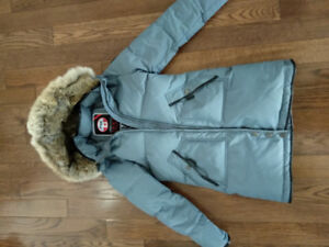 Pajar Cougar Down Filled Winter jacket. Size 14/16