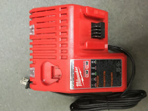 Milwaukee M18 /M12 charger