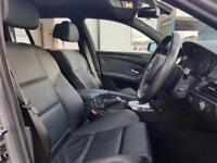 2008 58 BMW 5 SERIES 3.0 525I M SPORT TOURING 5D AUTO 215 BHP