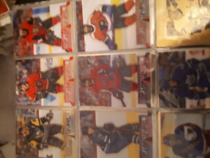 Wanted Tim Horton insert hockey cards