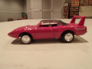 Loose Moulan Rouge 1970 '70 PLYMOUTH SUPERBIRD JOHNNY LIGHTNING