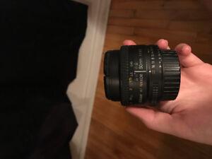 Objectif nikon AF Nikkor 50mm f/1.8D