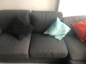 IKEA sectional couch