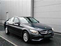 2015 Mercedes-Benz C200 1.6d Grey Only 25000 miles LHD