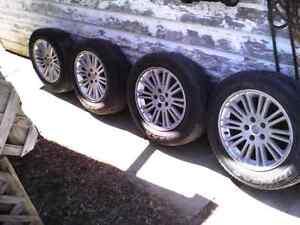 2007 Chrysler rims