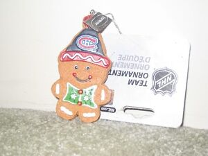 Montreal Canadians Tree Ornament