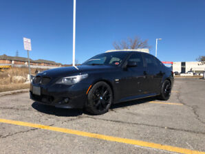 BMW 535 X Drive M Sport - Mint - Low KMs