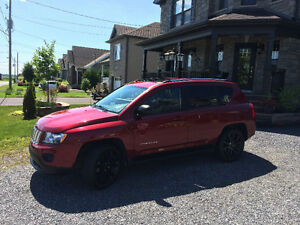 2012 Jeep Compass North Camionnette