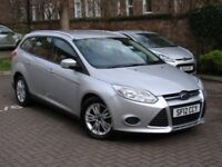 FINANCE AVAILABLE!!! 2012 FORD FOCUS 1.6 TDCi EDGE 5dr ESTATE, FSH, 1 YEAR MOT,