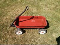 HENRY EXPRESS   RED WAGON