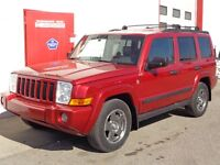 2006 Jeep Commander ~ 159000 kms ~ Leather ~ 3rd row ~ $8499