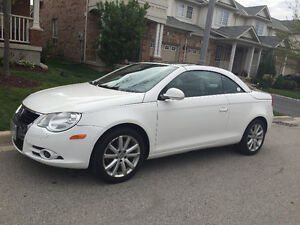 2007 Volkswagen Eos 2.0T Coupe (2 door)