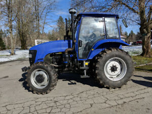 2014 95hp 4x4 Tractor. NEVER BEEN USED!!!
