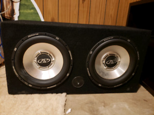 Subwhoofers for sale