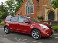 Nissan Note 1.6 16V N-TEC / AUTOMATIC
