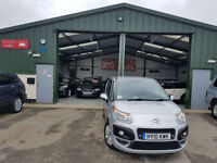 2010 Citroen C3 Picasso 1.6HDi VTR+ DIESEL 1 OWNER FROM NEW PX WELCOME