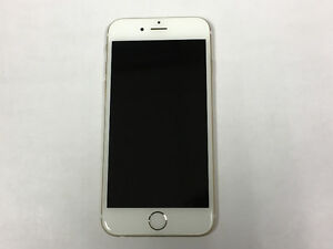 Very Good Condition White/Gold 16gb iPhone 6. Locked to Fido