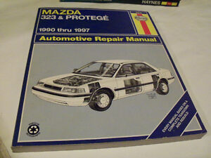 Mazda 323 and Protege Service Manual 1990-1997